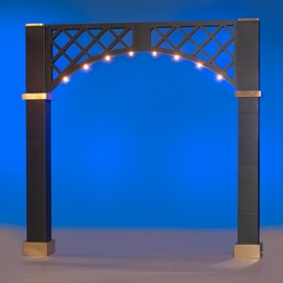 Step Right Up Lit Arch Kit