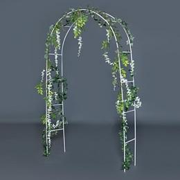 White Wire Arch