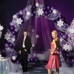 Snowflake Spectacular Arch Kit
