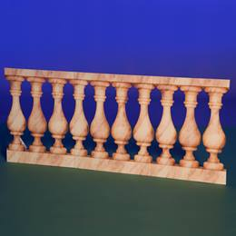 Italia Belissima Balustrade Kit (set of 5)