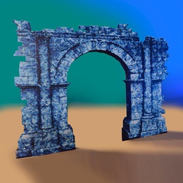 Gateway to Atlantis Arch Kit