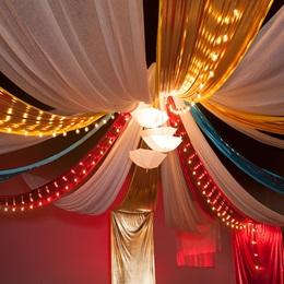 Flight of Fancy Hanging Fabric and Umbrellas Kit