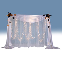Under Cover of Light Fabric Backdrop Kit