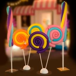Sweet Treats Balloon Stands Kit (set of 4)
