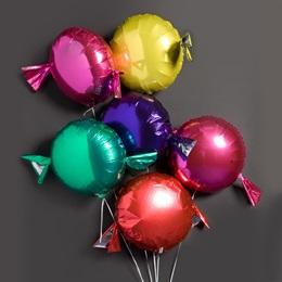 Candy Heaven Balloon Treats Kit (set of 6)