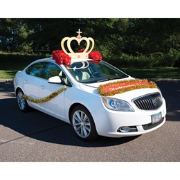 Car Decoration Kit - Homecoming Queen Crown