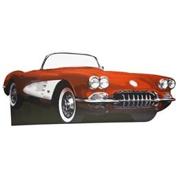 Stroke of Scarlet Car Kit