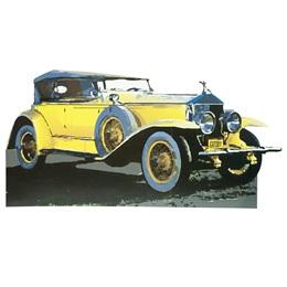 Classic Roaring '20s Wheels Kit