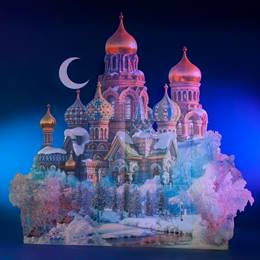 Magical and Mysterious Castle and Moon Kit