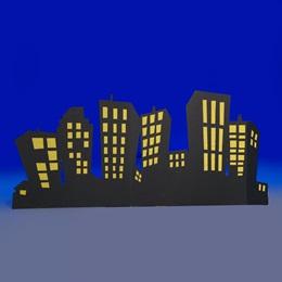 Parody in the City Skyline Kit