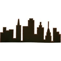 City Skyline Silhouette Kit