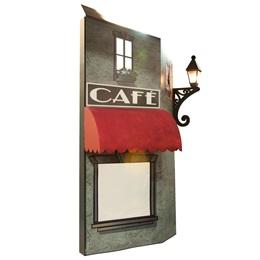 Meet Me at the Corner Café Kit