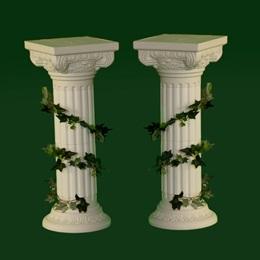 Secret Paradise Columns Kit (set of 2)
