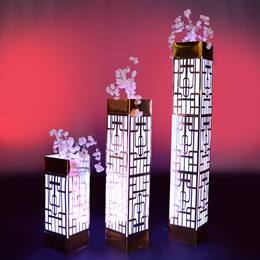 Imperial Radiance Columns Kit (set of 3)
