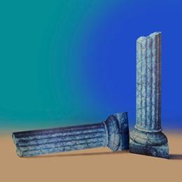 Ancient Undersea Ruins Large Columns Kit (set of 2)