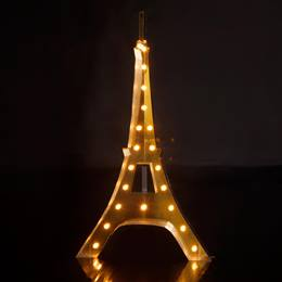 Lighted Landmark Eiffel Tower Kit