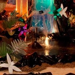 Sinaloa Fountain Pool Kit