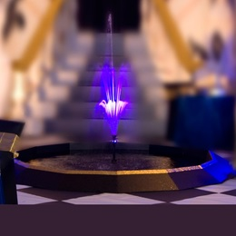 Romantic Fantasy Fountain Kit