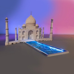 Taj Mahal Kit
