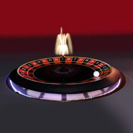 Best Bet Roulette Wheel Pool Kit
