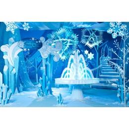 Winter's Waltz Rotating Fountain Kit