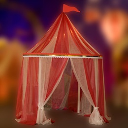 Carnival Night Sideshow Tent Kit