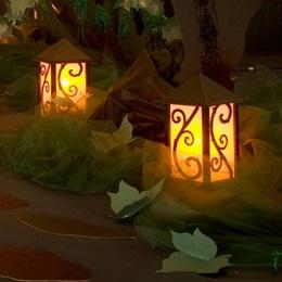 Pathway Lanterns Theme (set of 2)