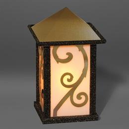 Gold Lantern Theme Prop