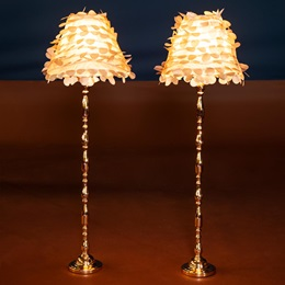 Perfect Petals Tall Lamps Kit (set of 2)