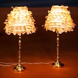 Perfect Petals Short Lamps Kit (set of 2)