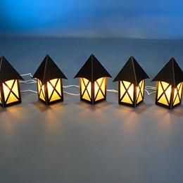 You Light Up My Life Lanterns Kit (set of 6)