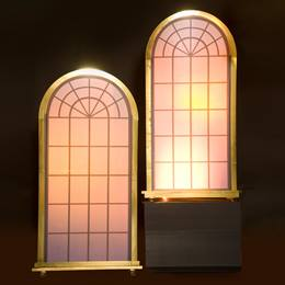 Golden Mood Lights Windows Kit (set of 2)