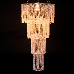 Glitters Like Gold Chandelier Kit