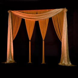 Casablancan Curtain Kit