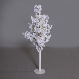 Alabaster Blossoms Tree With White Base Kit