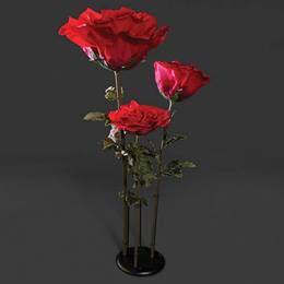 A Rose is a Rose is a Rose Stand Kit