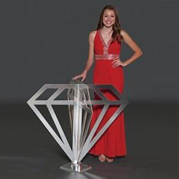 Spinning 3D Diamond Kit