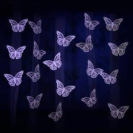 Glistening Wings Butterfly Panels Kit (set of 5)