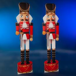Hypnotic Nutcrackers Kit (set of 2)