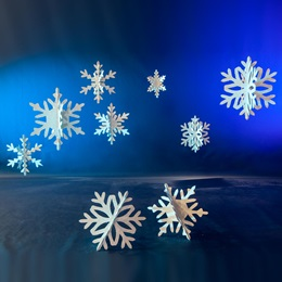 Winter Daze Snowflakes Kit (set of 11)