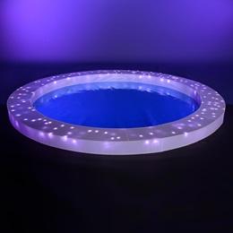 Purple Paradise Pool Kit