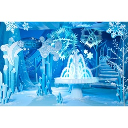 Cold As Ice Small Snowflake Kit