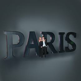 Large PARIS Letters Kit