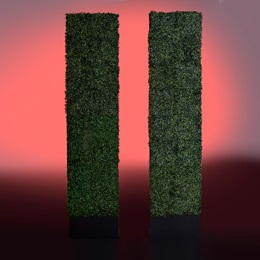 Greenery and Glamour Short Wall Panels Kit (set of 2)