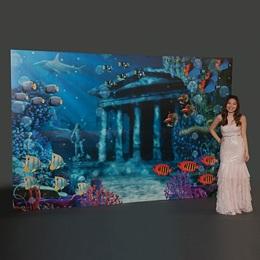 Underwater Photo Wall Kit