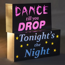Tonight's the Night/Dance 'Til You Drop Blocks Theme Kit (set of 3)