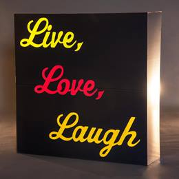 Live, Love, Laugh Block Theme Kit