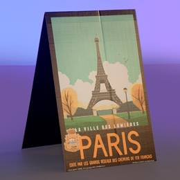 Paris Poster Kit