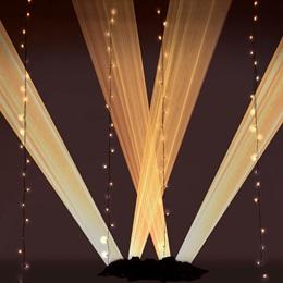 "Hollywood ""Stars"" Hanging Lights Kit (set of 2)"