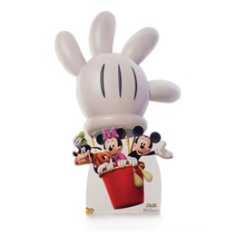 Mickey Mouse Balloon Ride Life Size Stand Up